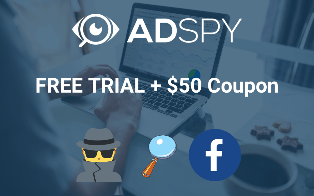 Adspy Free Trial Coupon