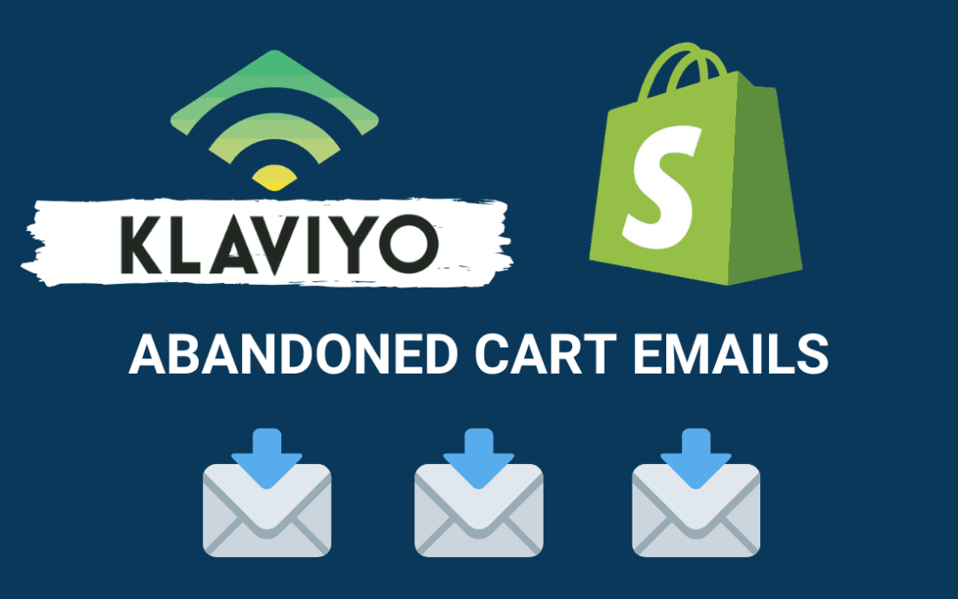 Klaviyo Abandoned Cart Email Sequence for Shopify