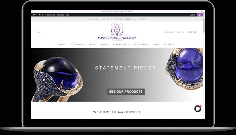 masterpiece jewellery shopify